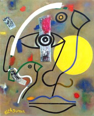 """Horus"", 1988"