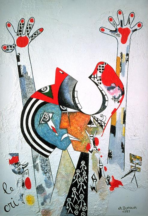 Le Cri, 1989