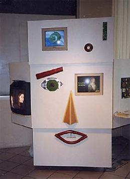"""""""Le Visage"""", état en 1998"""