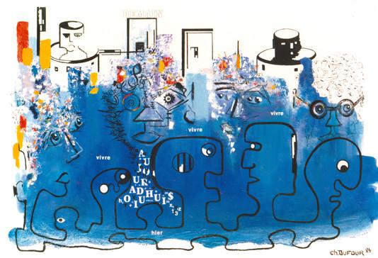 Mutations, 1984