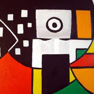 Robotique, détail, 1982
