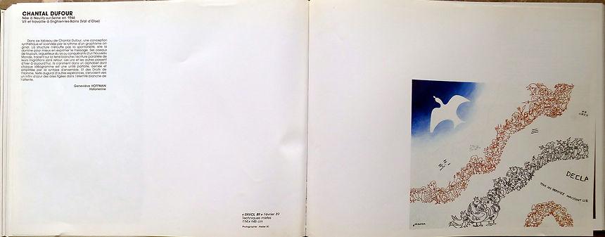 nale Jeune Peinture de CannessMagnifique catalogue de la 1ère Biennale (Cannes 1994)
