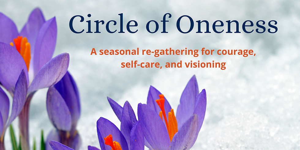 Circle of Oneness