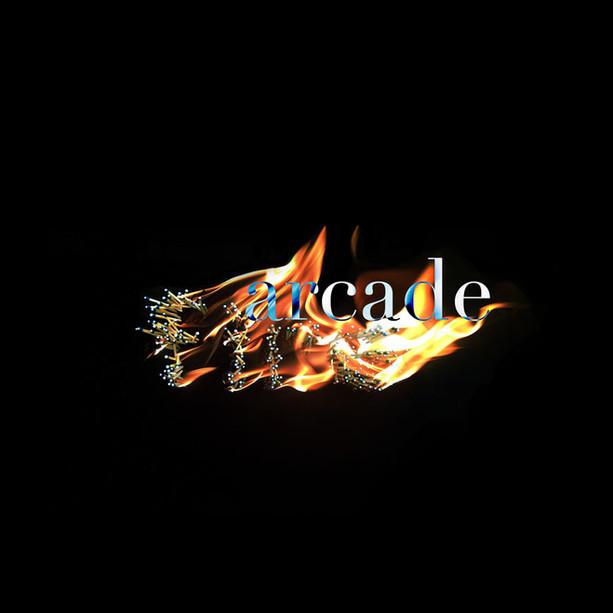 """""""Arcade Fire"""" Poster"""