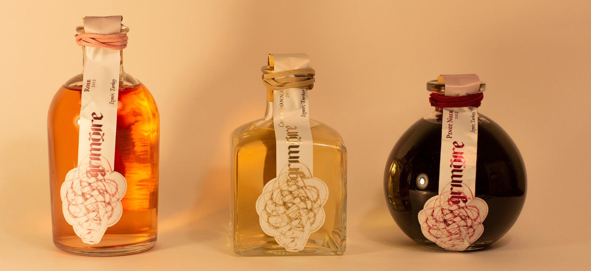 Grimoire Wine
