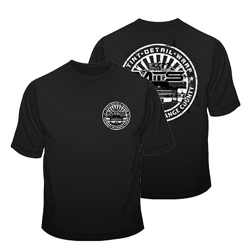 MTS Black Circle T-Shirt