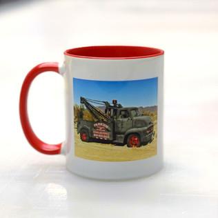 Custom Mug Photo