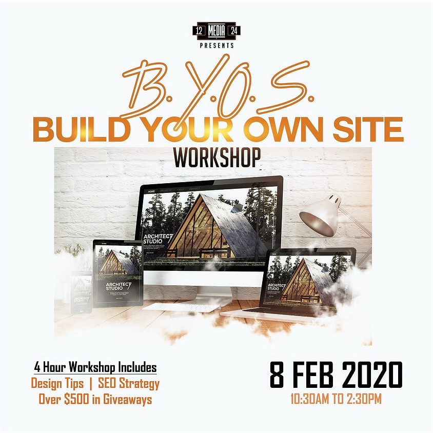 B.Y.O.S. - Build Your Own Site Workshop