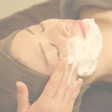 3.洗顔~保湿・クリーム仕上げ