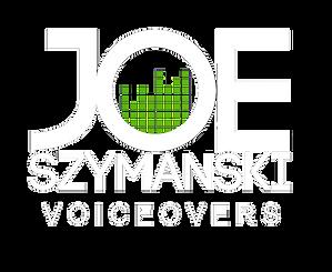 Joe Szymanski Voiceovers Logo.png