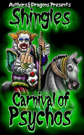 Psycho Circus- Shingls 19