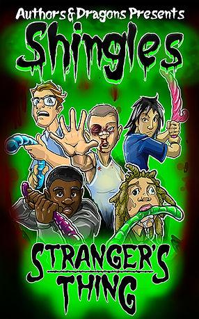 Stranger's Thing - Shingles 25