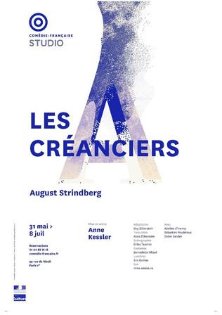 LES CREANCIERS, de Strindberg