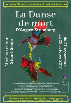 LA DANSE DE MORT, d'August Strindberg