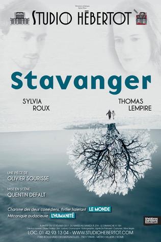 STAVANGER pièce de Olivier SOURISSE