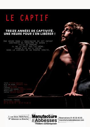 LE CAPTIF, d'Olivier Sourisse