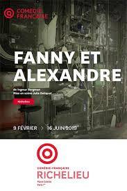 FANNY ET ALEXANDRE , d'après l'oeuvre d'Ingmar Bergman