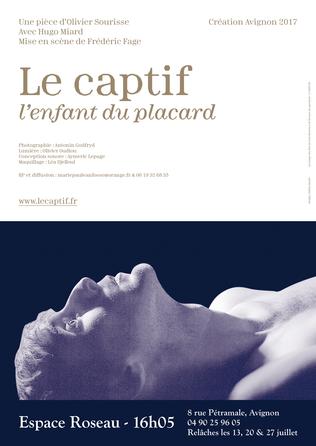 LE CAPTIF de Olivier Sourisse