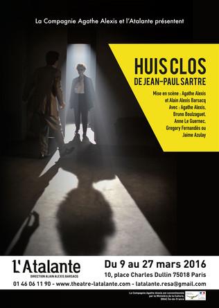 HUIS CLOS, de Sartre