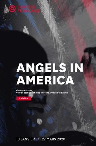 ANGELS IN AMERICA, de Tony Kushner