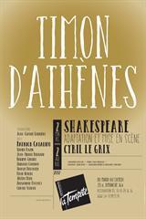 TIMON D'ATHENES de Shakespeare