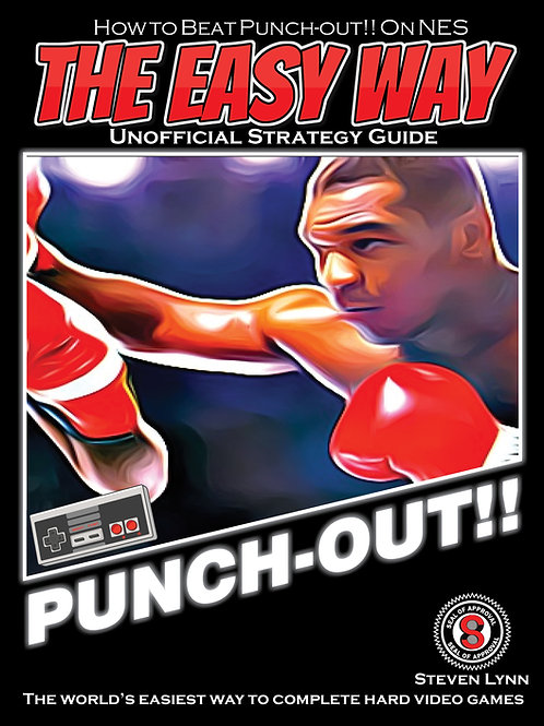 (PRE-ORDER) The Easy Way: Punch-out!! (Paperback)