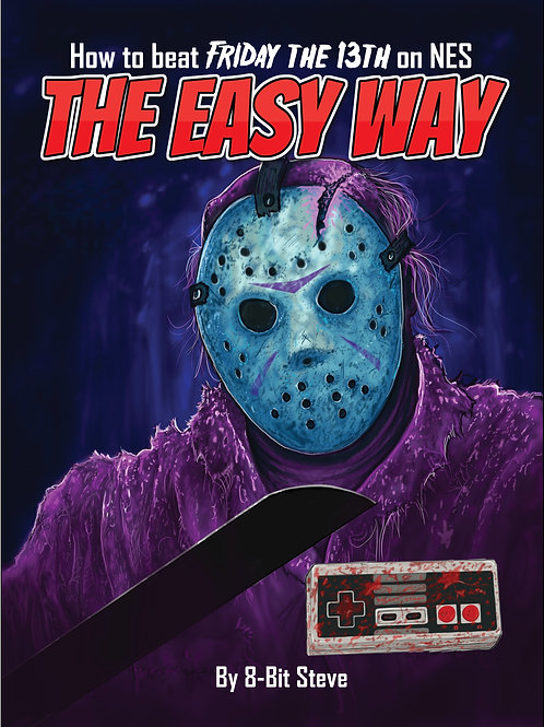 11x17  Gloss Print The Easy Way: Friday the 13th (Full Cover)