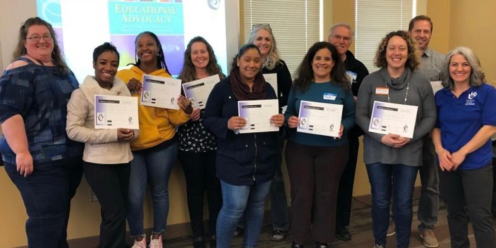 Educational Advocacy Training