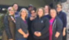 Group of board members smiling