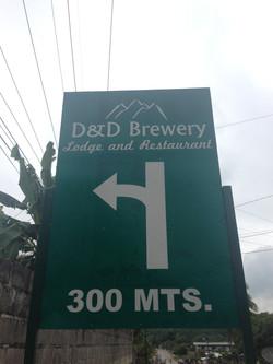 D & D Brewery Honduras