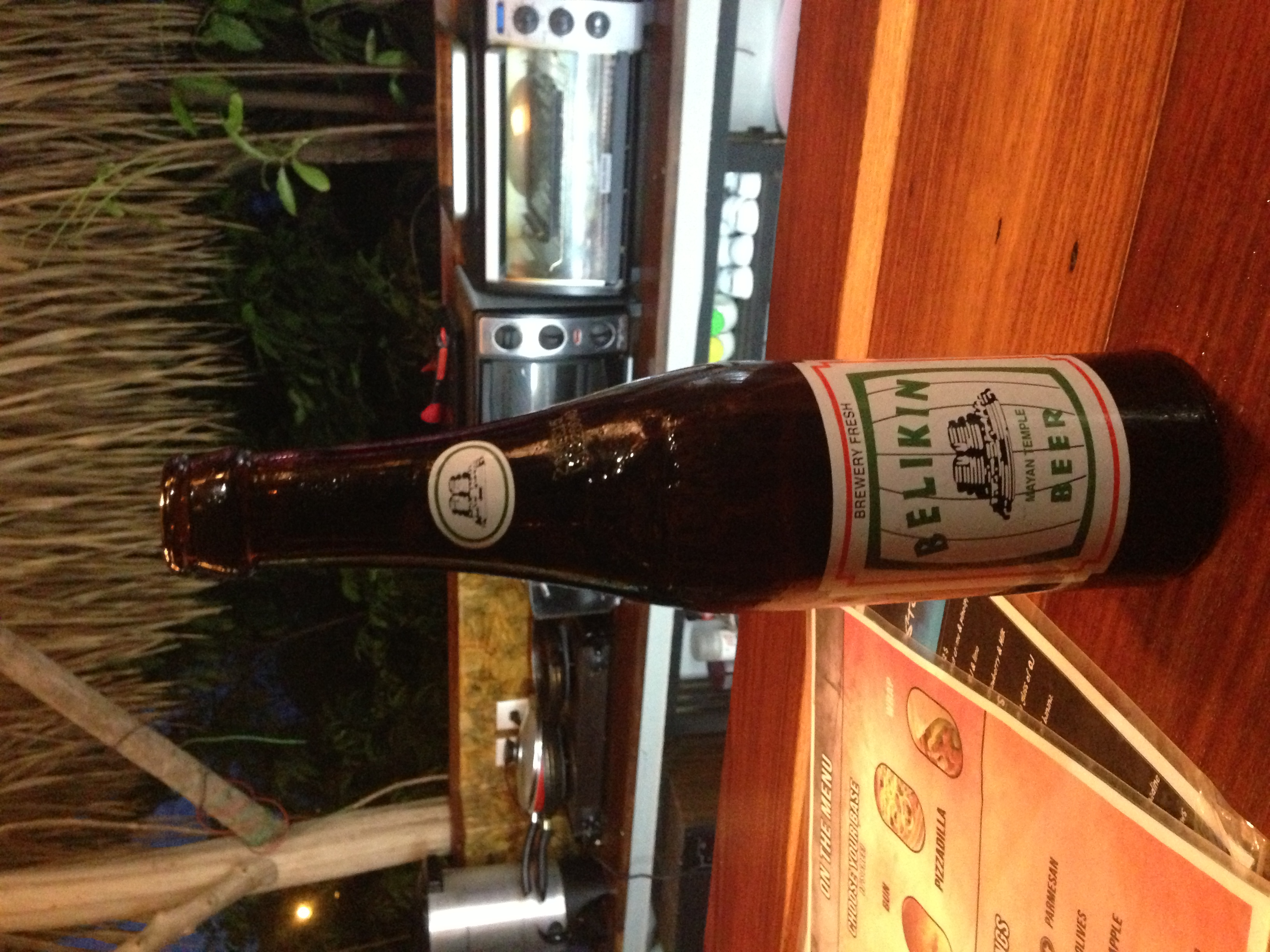 Belikin Beer, the beer of Belize