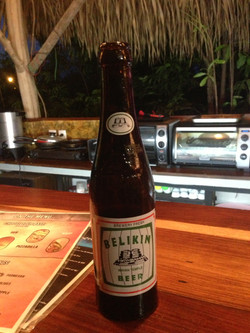 Belikin Beer, the beer of Belize