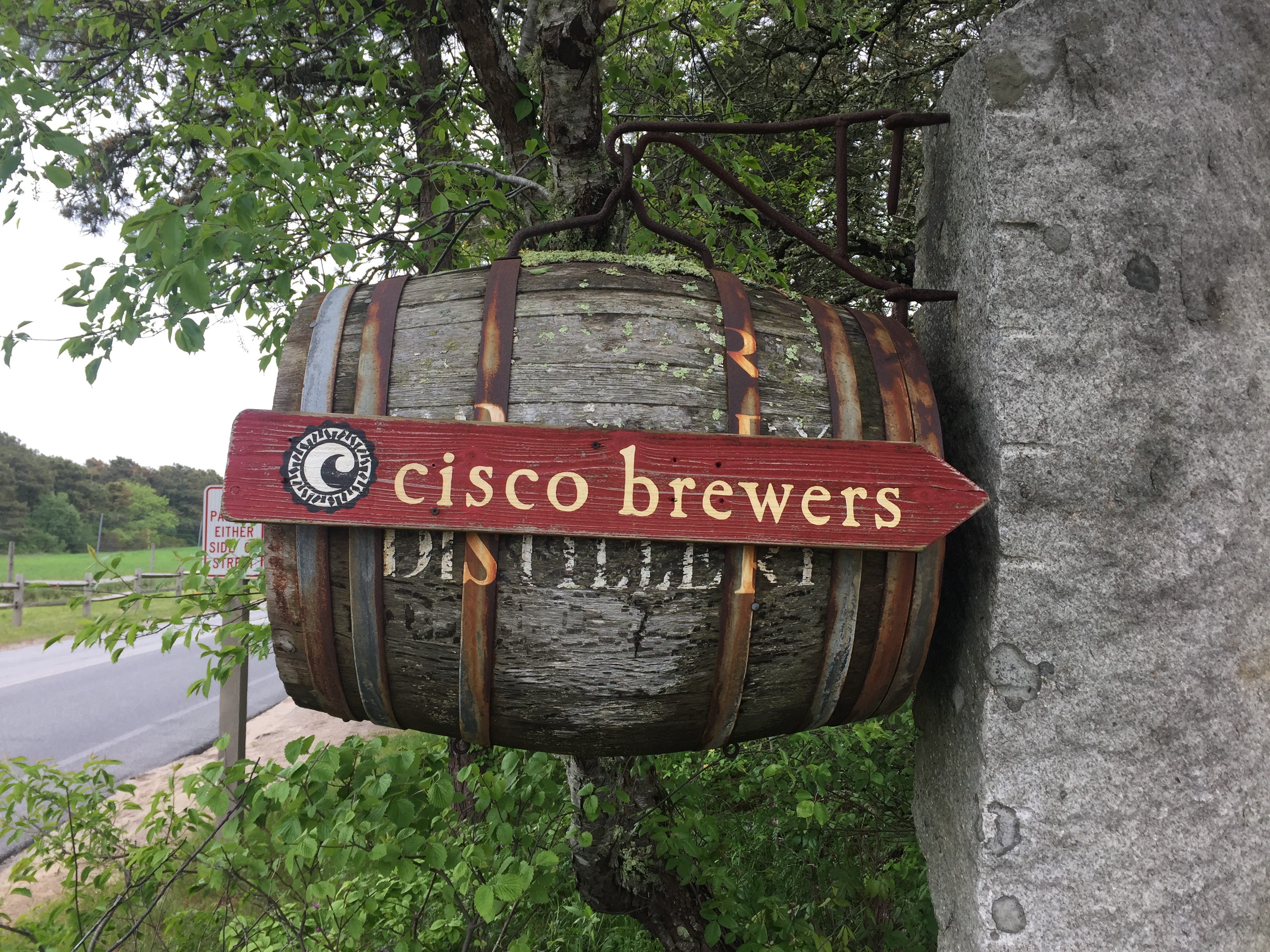 Cisco brewery