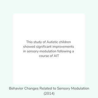 This 2 year study followed 683 children