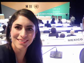 Highlights from the UN-HABITAT Bi-Decennial Conference on Sustainable Development HABITAT III