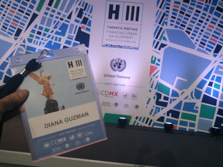 Meet us at UN Financing Sustainable Development High-Level Thematic Meeting in Mexico City