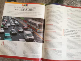 Climate Leadership in Latin America, Publication on Newsweek en Español