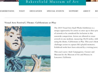 Group Show at the Bakersfield Museum of Art
