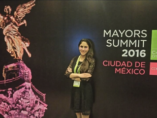 Meet us at Mayors Summit in Mexico City