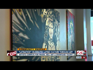 Latination 7 at the Metro Galleries