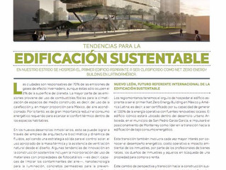 Sustainable Construction Trends