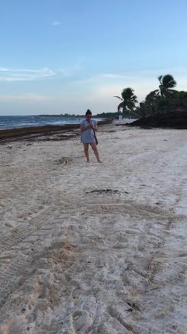 Tulum Beach July 2019