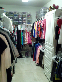 Closet: After