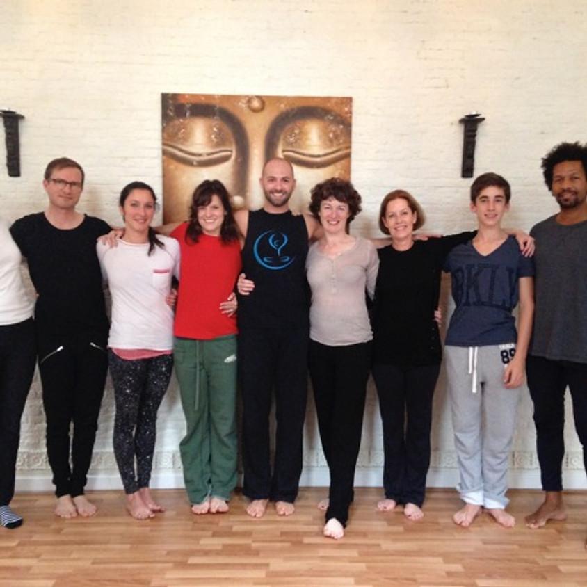 Sunday Yoga Narada Zoom Class