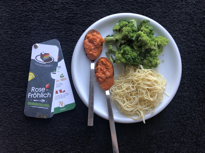 Einsatz beim Essen