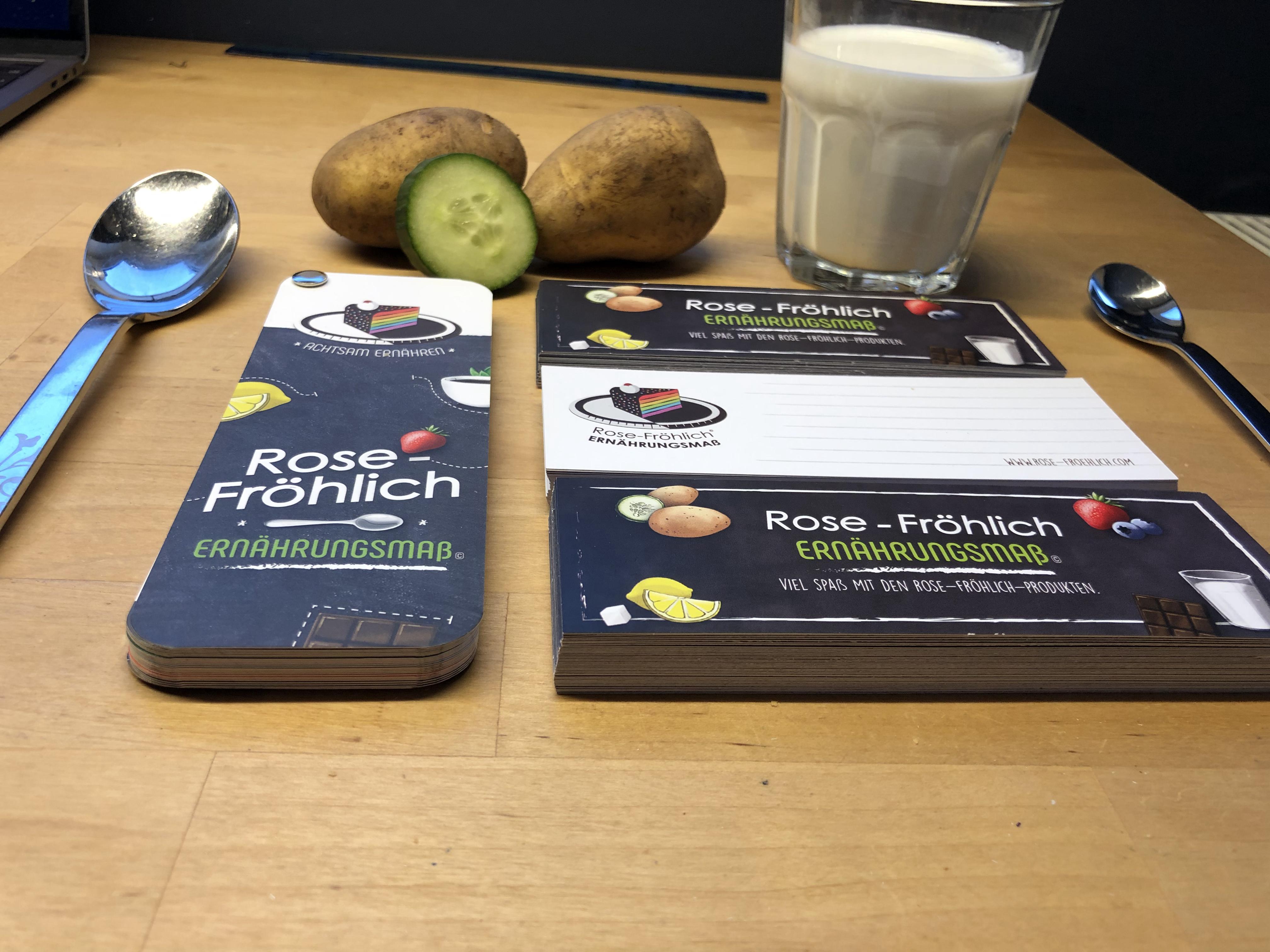 Lesezeichen Ernährungsmaß