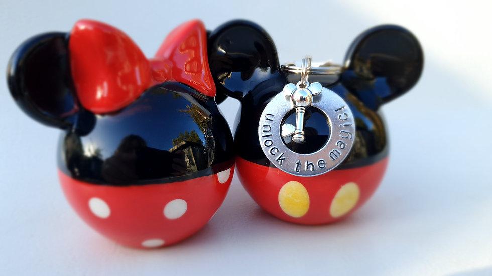 Disney unlock the magic