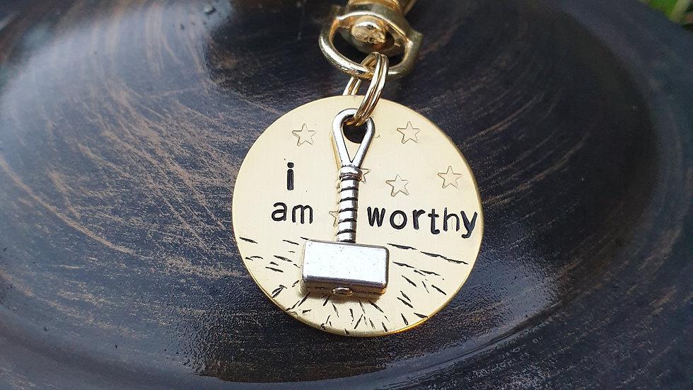 Thor I am worthy