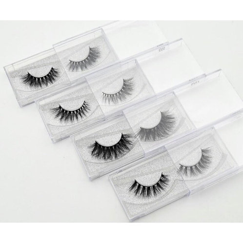 Dreamy 3D Mink Lashes