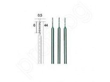 HSS-Bor nr 28864 0,5 mm 3 stk